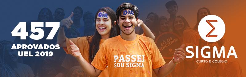 Sigma comemora aprovação de quase 500 alunos