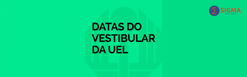 Divulgadas as datas do vestibular da UEL
