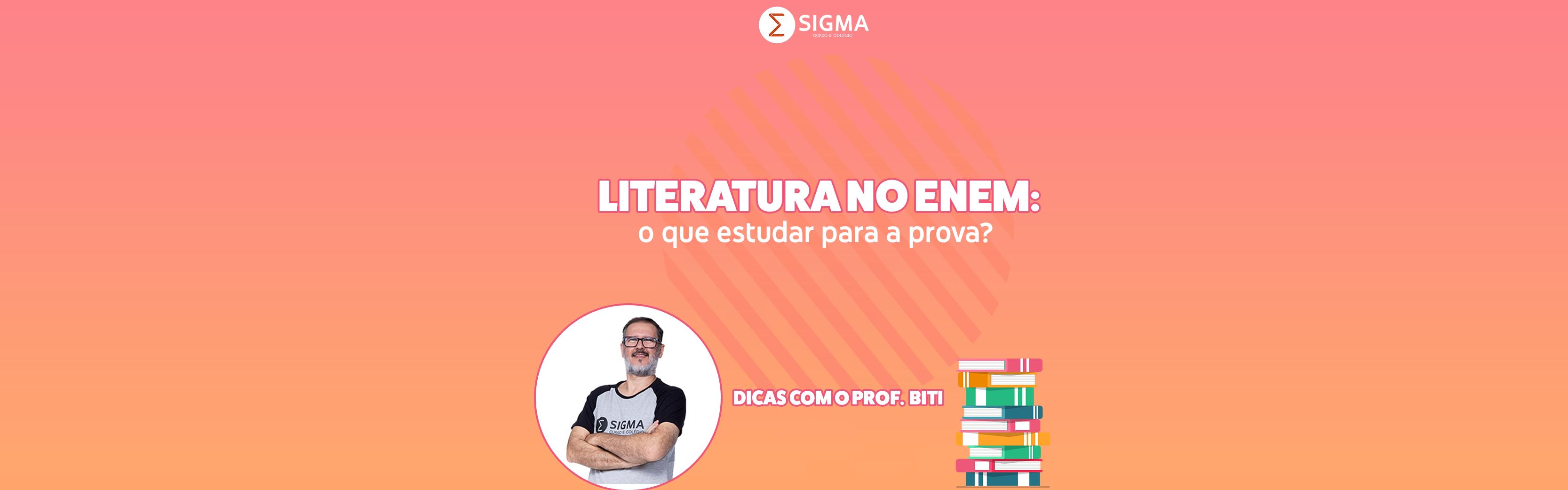 Literatura no Enem: o que estudar para a prova?