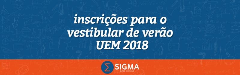 UEM abre em setembro inscrições para Vestibular de Verão